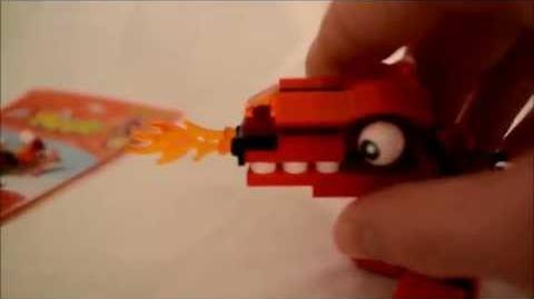 LEGO Mixels - Series 4 - Infernites Review