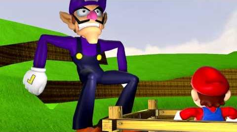 Waluigi's final smash