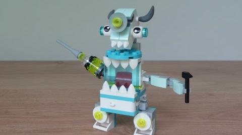 LEGO MIXELS SURGEO SKRUBZ MIX or MURP? Instructions Lego 41569 Lego 41570