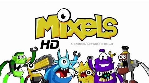 MIXELS Series 5 6 Quest For The Lost Mixamajig Introduction (HD)