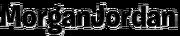 MorganJordan's name in Mixels font