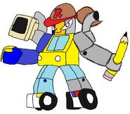 Cyber Roblox Friendly MAX