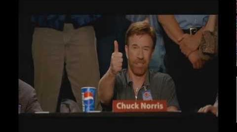 Chuck Norris thumbs up HD