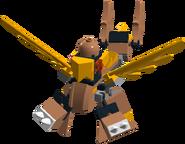 Lego Rapternals MAX