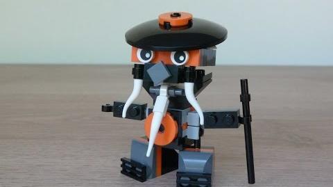 LEGO MIXELS SERIES 9 MYSTO LEGO 41577 NINDJAS