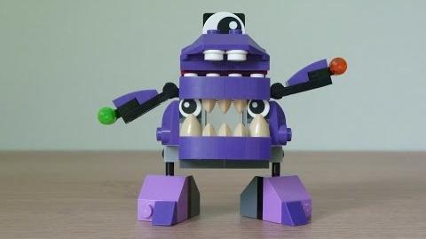 LEGO MIXELS VAKA WAKA LEGO 41553 Munchos Mixels Series 6