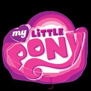 My little pony 3 movie logo