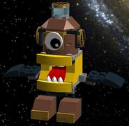 Mixels LEGO Tanko