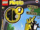 LEGO Mixels: Mixels Vs Nixels!