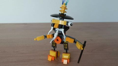 LEGO MIXELS MYSTO ZAPTOR MIX or MURP? Instructions Lego 41577 Lego 41507