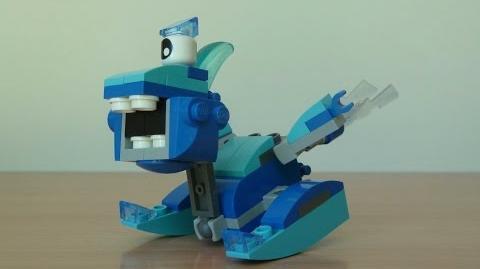 LEGO MIXELS SNOOF LEGO 41541 Frosticons Tribe Mixels Serie 5