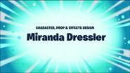 Nixel, Nixel, Go Away - Closing Credits Character