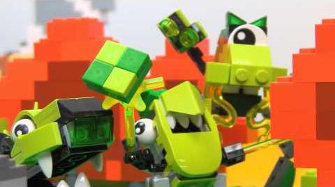 LEGO® Mixels - Glorp Corp Max