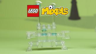 Mixelslogoicesculpture