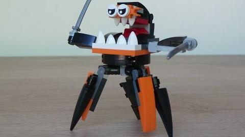 LEGO MIXELS SERIES 9 SPINZA LEGO 41576 NINDJAS
