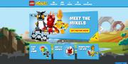 Mixels LEGO Site