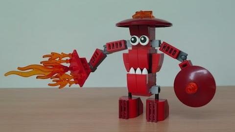 LEGO MIXELS TOTOBRICKS CREATIONS 3