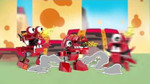 LEGO Mixels - Series 4 TVC 15sec