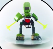 New Footi + Torts Mix in LEGO