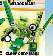 Glorp Corp 2015 Max from the catalog