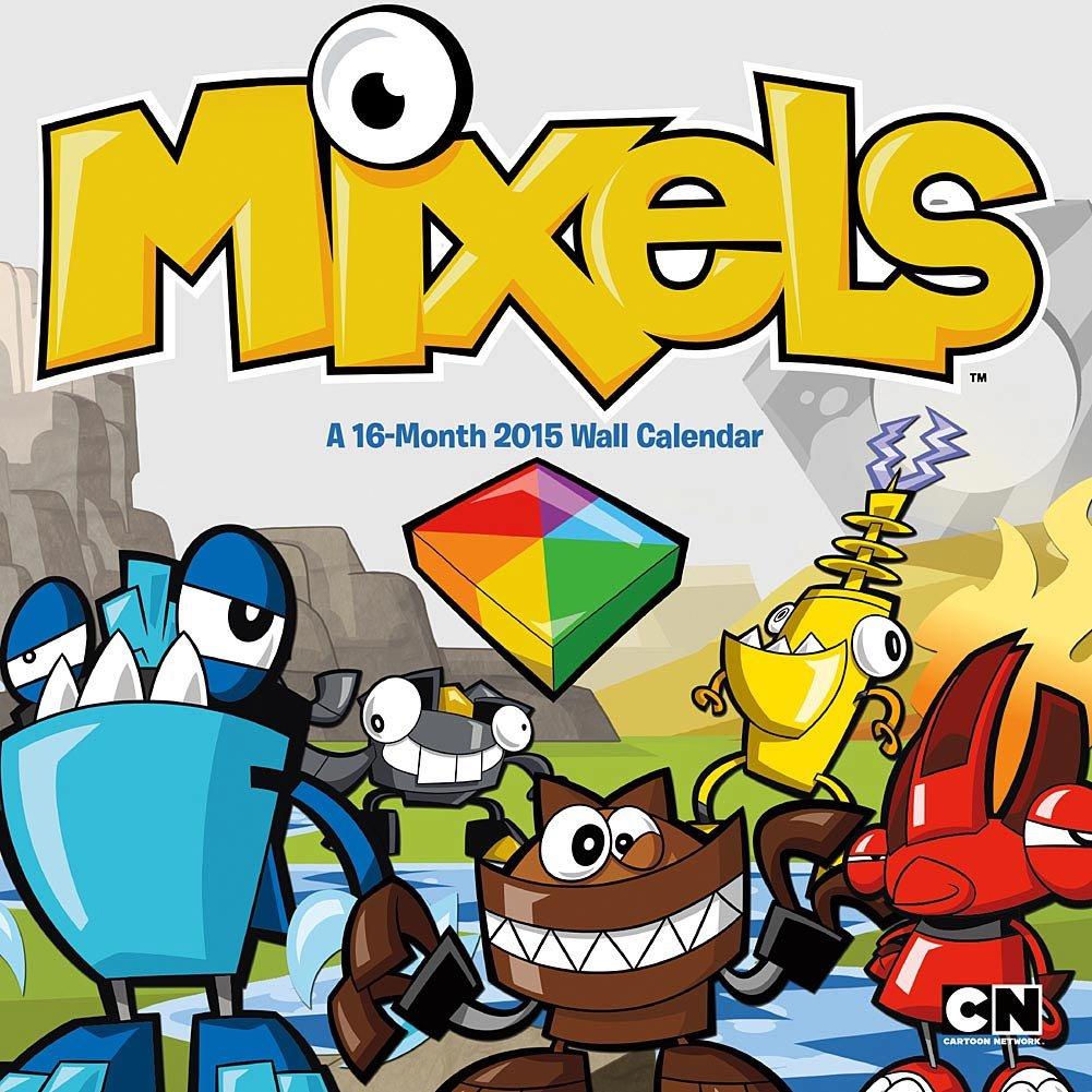 Mixels: 2015 Wall Calendar   Mixels Wiki   FANDOM powered by Wikia