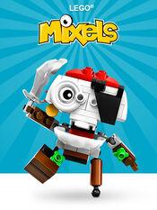 Mixels Serie8