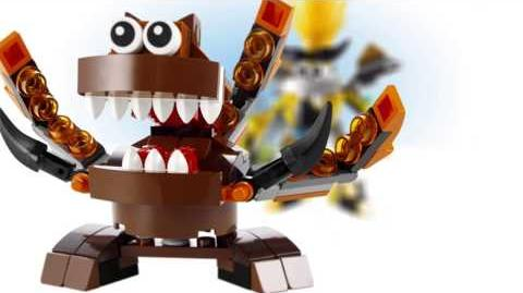LEGO® Mixels - Mix to the Max 2014