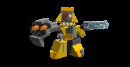 Cyborg Teslo