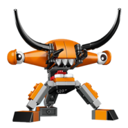 LEGO MIXELS Balk Transparent