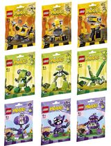 Mixels Series 6 packets