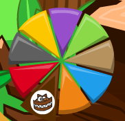 Gobba in Mixels Pie Graph