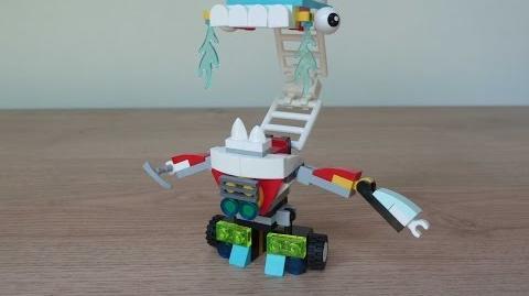 LEGO MIXELS SERIES 8 HYDRO TUTH MIX or MURP? Instructions Lego 41565 Lego 41571