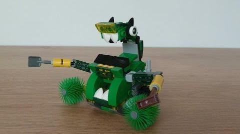 LEGO MIXELS SWEEPZ COMPAX MIX or MURP? Instructions Lego 41573 Lego 41574