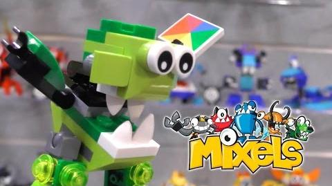 LEGO Mixels 2015 Series 4, Series 5 and Series 6 (New York Toy Fair)