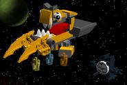 Mixels LEGO Klawz