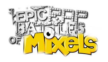 Epic Rap Battles of Mixels Logo