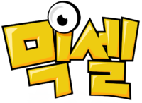 Korean Mixels logo