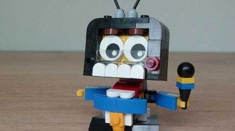 LEGO MIXELS SERIES 9 SCREENO LEGO 41578 NEWZERS