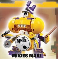 Mixies Max