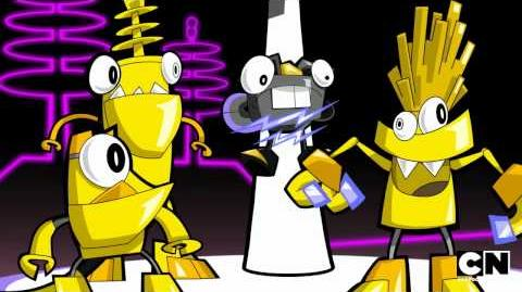 Electrorock Mixels Cartoon Network