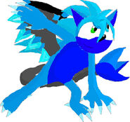 Flurric Hedgedragon of Ice