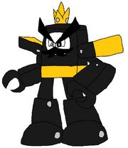 Cyber King Nixel