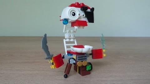 LEGO MIXELS SERIES 8 HYDRO SKULZY MIX or MURP? Instructions Lego 41565 Lego 41567