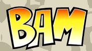 BAM splash