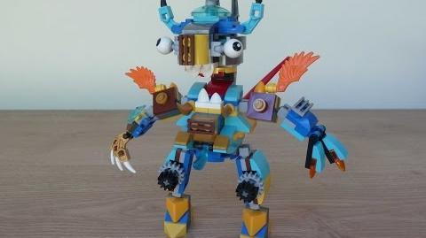 LEGO MIXELS SERIES 5 MEGA MAX MOC Instructions
