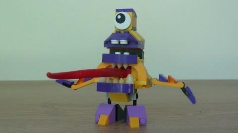 LEGO MIXELS VAKA WAKA TURG MIX or MURP ? Instructions Lego 41553 Lego 41543