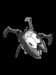 Silver Skull Nixel