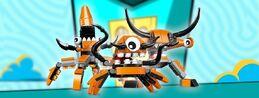 LEGO Flexers