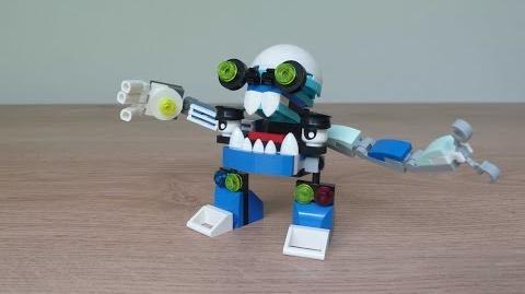 LEGO MIXELS SKRUBZ KUFFS MIX or MURP? Instructions Lego 41570 Lego 41554