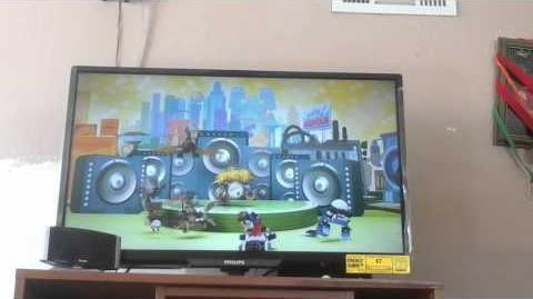 Lego mixels series 7 commercial